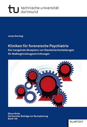 Kliniken für forensische Psychiatrie