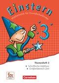 Einstern, Neubearbeitung (2015): Einstern - Mathematik für Kinder - Ausgabe 2015 - Band 3; 3