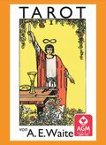 Premium Tarot von A. E. Waite, Tarotkarten (Pocketformat)