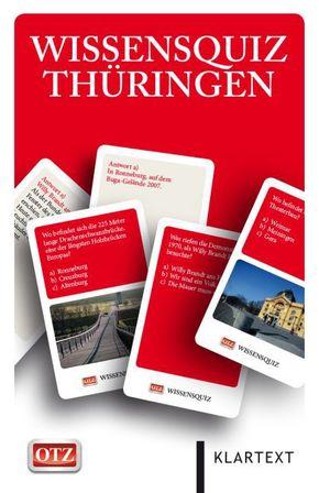 Wissensquiz Thüringen (Spiel)