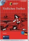 Tödliches Treffen, Audio-CD + Begleitbuch