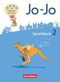 Jo-Jo Sprachbuch, Allgemeine Ausgabe 2016: 2. Schuljahr, Sprachbuch