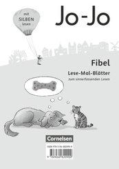 Jo-Jo Fibel, Allgemeine Ausgabe, Neubearbeitung (2016): Lese-Mal-Blätter zum sinnerfassenden Lesen