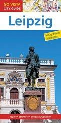 Go Vista City Guide Reiseführer Leipzig, m. 1 Karte
