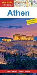 Go Vista City Guide Reiseführer Athen, m. 1 Karte