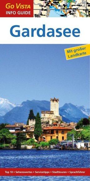 Go Vista Info Guide Reiseführer Gardasee