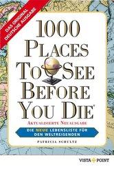 1000 Places To See Before You Die, deutsche Ausgabe