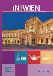 INGUIDE Wien, m. 1 Karte