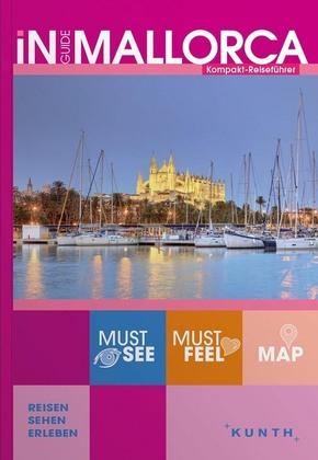 INGUIDE Mallorca, m. 1 Karte