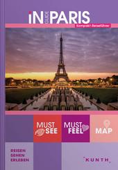 INGUIDE Paris, m. 1 Karte