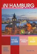 INGUIDE Hamburg, m. 1 Karte