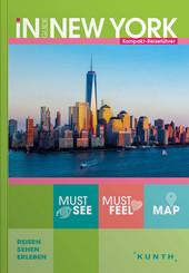INGUIDE New York, m. 1 Karte