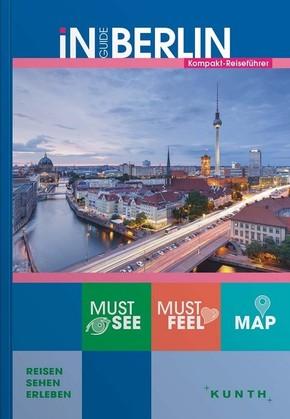 INGUIDE Berlin, m. 1 Karte