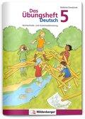Das Übungsheft Deutsch: 5. Schuljahr, Übungsheft