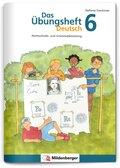 Das Übungsheft Deutsch: 6. Schuljahr, Übungsheft