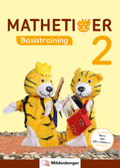 Mathetiger, Neubearbeitung 2016: 2. Schuljahr, Basistraining silbiert; 2