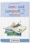 Lese- und Lernprofi - silbierte Ausgabe: Sinnerfassend lesen lernen mit Fredi, der Leseratte, Klasse 2; Bd.2