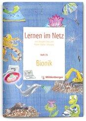 Lernen im Netz: Bionik