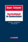 Nachhaltigkeit im Bankensektor