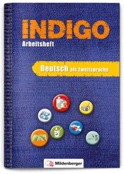 INDIGO - Das Wörterbuch mit Bildern: Arbeitsheft 1 - Deutsch als Zweitsprache
