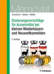 Dosierungsvorschläge für Arzneimittel bei kleinen Wiederkäuern und Neuweltkameliden
