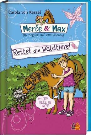 Merle & Max - Rettet die Waldtiere!