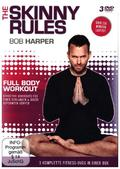 Bob Harper - The Skinny Rules Full Body Workout, 3 DVDs