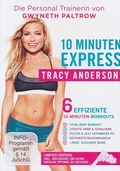 Tracy Anderson - 10 Minuten Express, 1 DVD (Limited Edition)