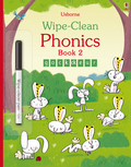 Wipe-clean Phonics book