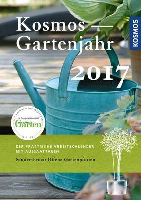 Das Kosmos Gartenjahr 2017