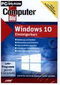 ComputerBild: Windows 10 Einsteigerkurs, 1 CD-ROM