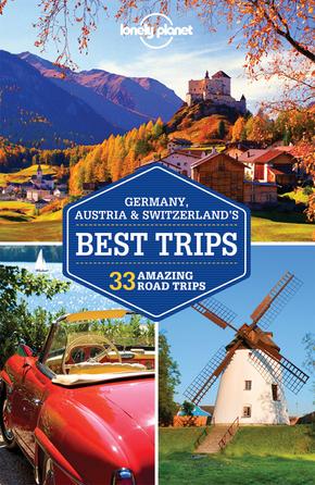 Lonely Planet Best Trips Germany, Austria & Switzerland's