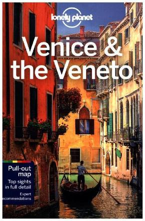 Lonely Planet Venice & Veneto City Guide