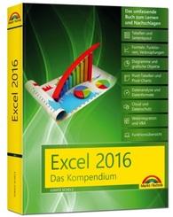 Excel 2016 - Das Kompendium