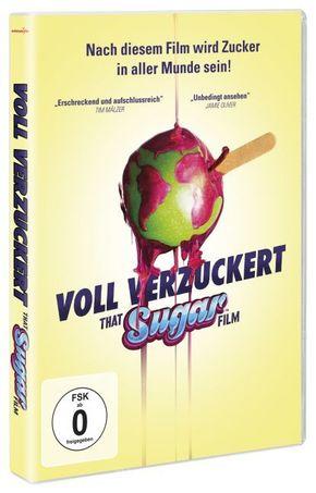 Voll verzuckert - That Sugar Film, 1 DVD