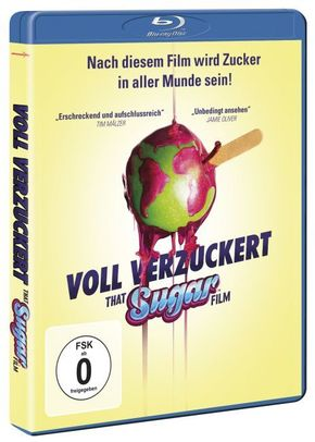 Voll verzuckert - That Sugar Film, 1 Blu-ray