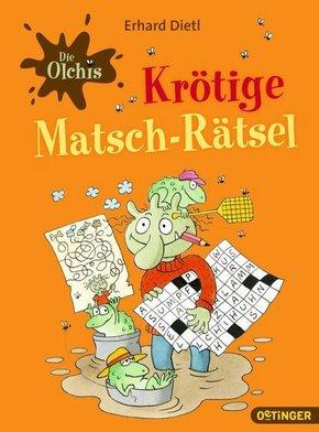 Die Olchis - Krötige Matsch-Rätsel