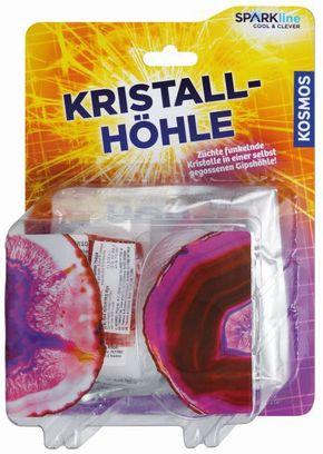Kristallhöhle (Experimentierkasten)