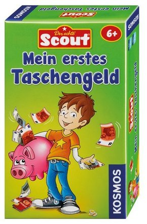 Scout Lernspiele (Spiele): Mein erstes Taschengeld (Kinderspiel)