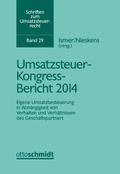 Umsatzsteuer-Kongress-Bericht 2014