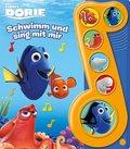 Findet Dorie - Schwimm und sing mit mir, m. Soundeffekten