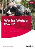 Wo ist Welpe Rudi?