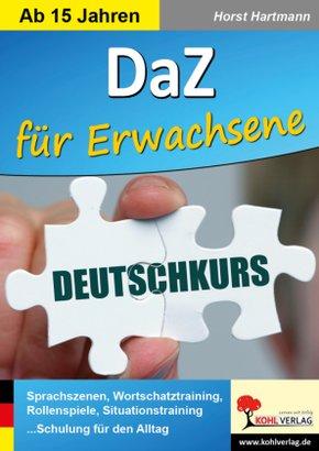 DaZ für Erwachsene - Bd.1