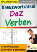 Kreuzworträtsel DaZ - Verben