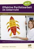Effektive Portfolioarbeit im Unterricht, m. CD-ROM