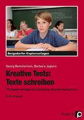 Kreative Tests: Texte schreiben