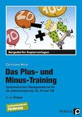 Das Plus- und Minus-Training