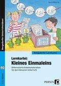 Lernkartei: Kleines Einmaleins, m. CD-ROM