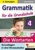 Grammatik für die Grundschule, Klasse 4