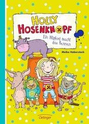 Holly Hosenknopf - Ein Nilpferd macht das Rennen